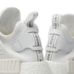 online retailer 7cf6e 6615e Adidas originals NMD XR1 Primeknit Triple White BB1967 Sock-Like Vintage PK  DS [LIMITED EDITION]