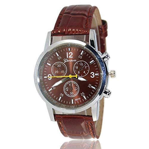 Lioder Unisex Fashion Round Analog Quartz Wristwatch Wrist Watches
