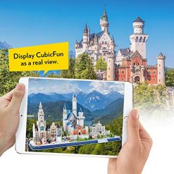 CubicFun 3D Puzzle City Architectural Model Kits Toys, Bavaria Germany  Cityline Collection