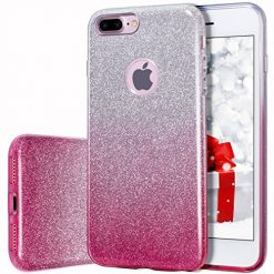 iPhone 7 Plus Case, Luxury Glitter Pretty Cute Premium Unique Case for iPhone 7 Plus
