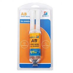Coupon Discount Borui 2 Part Epoxy Dries Clear - 25ml
