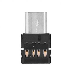 Ladiy OTG Data Cable Converter Head Adapter Android Micro USB General Mobile Phone Charging Stations
