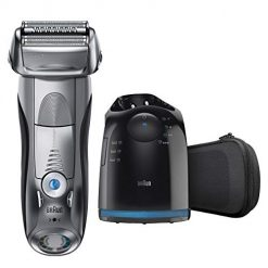 Best Man Shaver, Best Electric Shavers , Braun Series 7 790cc-4 Electric Foil Shaver with Clean&Charge Station, 1 Count