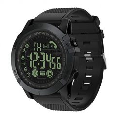 Mens Smartwatches, AlexGT Smart Watch for Men, T1 Tact Outdoor Sports Smart Watches Bluetooth with SMS Call Notification Calorie Counter Pedometer Watch for Android iPhone