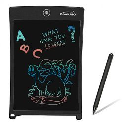 KAMUGO LCD Writing Tablet 8.5 Inch Electronic Writing Drawing Board Pad Handwriting Paper Drawing Tablet for Kids Adults