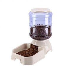 Queind Durable Pet Non-toxic Safe Automatic Drinker Feeder Automatic Feeders