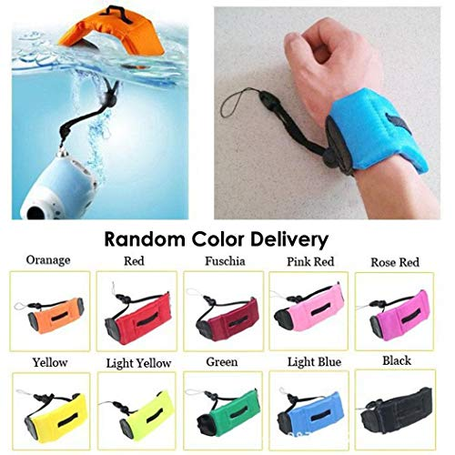 Iekofo Waterproof Camera Float, Camera Floating Wrist Strap, Floating Wristband for All Devices: Digital Camera, Mobile Phones
