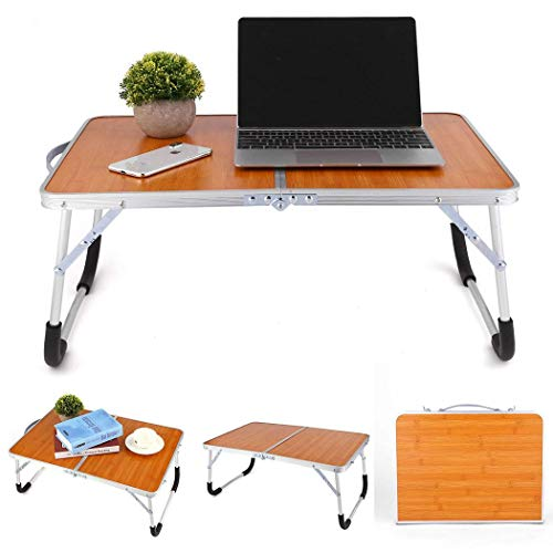 Fanala New Multi-Function Portable Lightweight Folding Samll Laptop Table Lapdesks