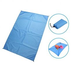 Declare Portable Outdoor Beach Blanket Foldable Picnic Pad Waterproof Beach Camping Mat Blankets