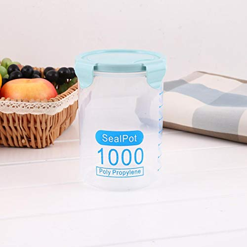Esqlotres Reusable Washable Plastic Containers Food keepers Storage Cup Food Savers & Storage Containers