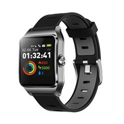 Smartwatches For Sports, Iwownfit New P1C Smart Sports Watch,P1C Swimming Waterproof GPS Sports Watch Heart Rate Monitoring Bluetooth Smart Watch,CE, ROHS, Reach, IP68