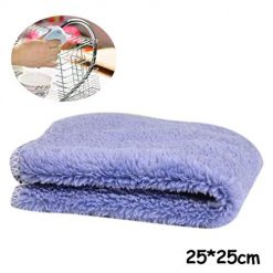 edited Double-Side Towel Dish Rag Fibre Oil Wiping Cleaning Washing Cloth Dish Cloths & Dish Towels
