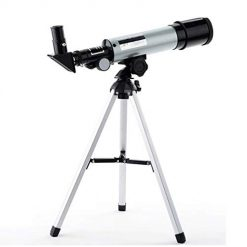 lantusi Durable Practical Sturdy Amplification Refractor Telescope Zoom in Telescope Night Vision Monoculars