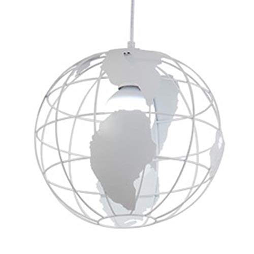 OYTRO Hollow Out Globe Shape Iron Lampshade for Lamp Light Decoration Chandeliers