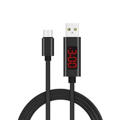 Declare Intelligent Display Fast Charging Data Cable Line for Android Type-C Cables