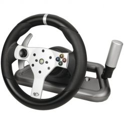 Wireless Force Feedback Racing Wheel for XBox 360