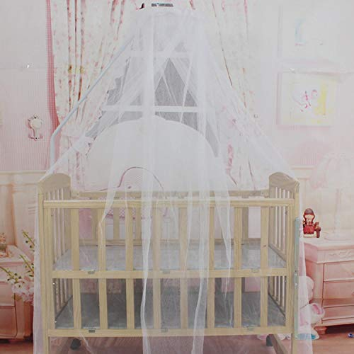 OYTRO Dome Curtain Baby Mosquito Net Child Bed Bedroom Floor Type Mesh Encryption Bed Canopies & Drapes, Money Saving Deals oupon