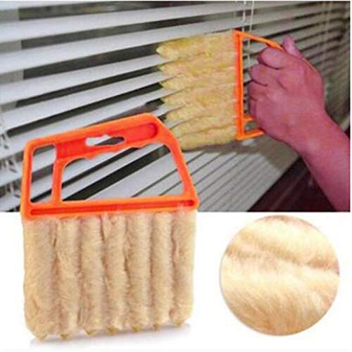 Foshin Durable Practical Blind Window Clean Brush Household Window Cleaning Tool Brushes