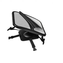 Neneleo Durable Practical Shatterproof Baby Car Mirror Safety Car Seat Mirror Rear Facing Mirrors