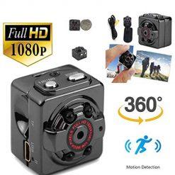 Fanala Mini 1080P Full HD Hidden SPY Camera Night Vision Motion Detection Video Hidden Cameras