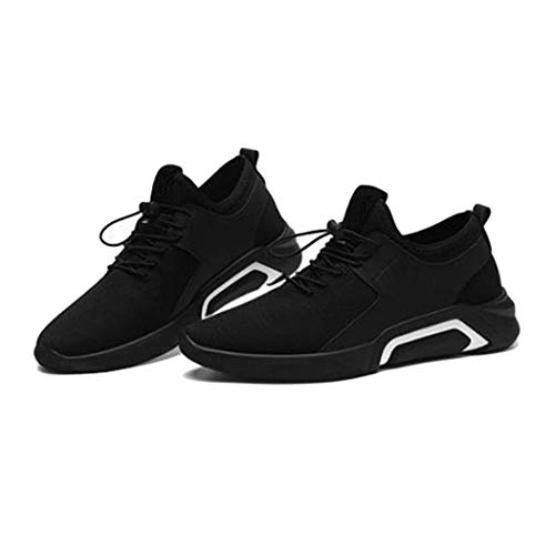 Ladiy Mens Fashion Patchwork Sporting Lace-up Comfortable Breathable Shoes Walking With Amazon Coupon Discount Code