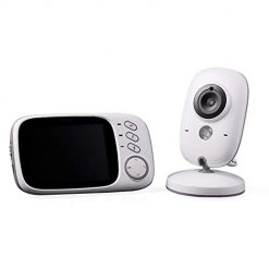 Queind Portable Practical Wireless Baby Monitor Baby Care Device Baby Monitors With Coupon Discount Code Amazon