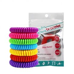 Mandii Anti Mosquito Repellent Bracelet Killer Mosquito Outdoor Wrist Band Repellents