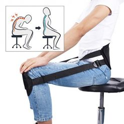 OYTRO Waistback Back Support Anti-Humpback Correction Belt Sitting Position Corrector Accessory Sets