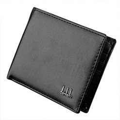 OYTRO Mens Synthetic Leather Wallet Money Pockets Credit/ID Cards Holder Purse 2 Colors Wallets