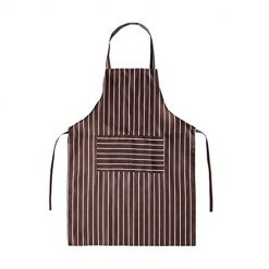 Pagacat Women Kitchen Apron with Pockets Adjustable for Cooking Baking Gardening BBQ Aprons