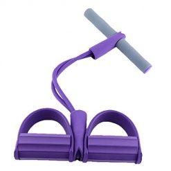 Queind Sit Up Pull Rope Skinny Legs Abdominal Fitness Exercise Workout Equipments Exercise Bands