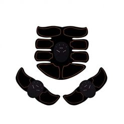 Asatr Household Healthy Fitness Apparatus Bodybuilding Arm Abdominal Muscle Trainer Core & Abdominal Trainers