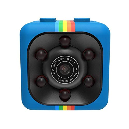 Lioder Car HD Mini Camera 360 Degree Video Recording Support TF 1pcs Hidden Cameras With Discount Coupon Amazon