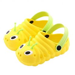 Ladiy Baby Girls and Boys Sandals Cartoon Shoes Children Beach Shoes Sandals