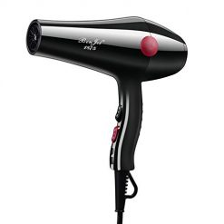 Benjet HairDryers 1875W Blow Dryer Lightweight,Professional High Power Hair Dryers Negative Ions Tourmaline Ceramic Hair Dryer,Suitable for Families and Salons,Low Noise and Large Air Volume (black)