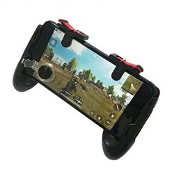 Idomeo Mobile Phone Shooter Gamepad Gaming Aim Key Controller for iPhone Android Gamepads & Standard Controllers