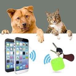 erholi Bluetooth Anti-Lost Theft Device Alarm Remote GPS Tracker for Child Pet GPS Trackers