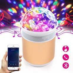"ANGTUO Strobe Light Bluetooth, Gold 4.33 3.07"" AT-2"