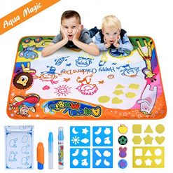 Water Drawing Mat Large Doodle Mat 34.6
