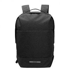 Travel Laptop Backpack, AUGUR Slim Business Computer Backpack Water Resistant Casual College School Bag New Design Fits 15.6 Inch Laptop and Notebook - Black