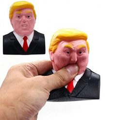 erholi Novelty Trump Donald Stress Squeeze Ball Squeeze Toys Growth Charts