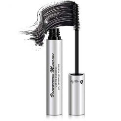 I-mily Mascara, Makeup Washable Mascara, Sensational Voluminous Original Volume Building Mascara, Long-Lasting and Smudge-Proof Lash Mascara for All Day