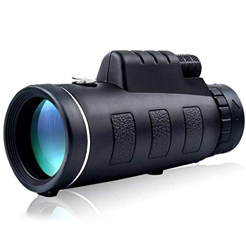 Caiuet Low Light Night Vision Outdoor Hiking Portable Telescope Monocular Electrolyte Solutions