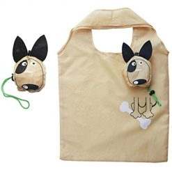 Onbay Creative Cartoon Animal Foldable Portable Shopping Bag Reusable Grocery Bags