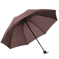 Etuoji Durable Portable Waterproof Wind Resistant Solid Folding Umbrella Golf Umbrellas