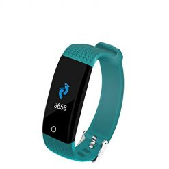 Neneleo Touch Screen Smart Watch Heart Rate Monitor Pedometer Exercise Bracelet Smart Watches
