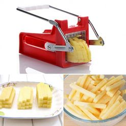 Onbay New Kitchen Hand Push Potato Cutter Daily Useful Cooking Tools Fruit & Vegetable Tools With Amazon Discount Coupon Code