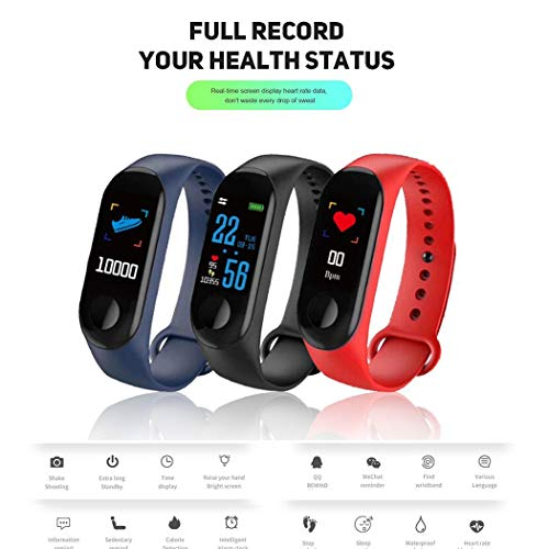 Onbay Dalina Multifunction Bluetooth Sports Smart Watch Heart Rate Monitor Fitness Track Smart Watches