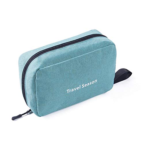 OYTRO Portable Multifunction Cosmetic Bags Hangable Foldable Wash Bag Travel Multiple Compartment Waterproof Storage Bag