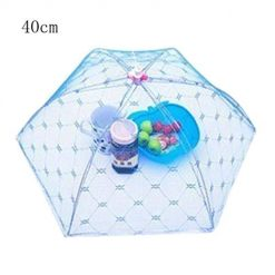 Foshin Umbrella Style Food Anti Fly Mosquito Meal Cover Home Kitchen Tools Plate Serving Covers